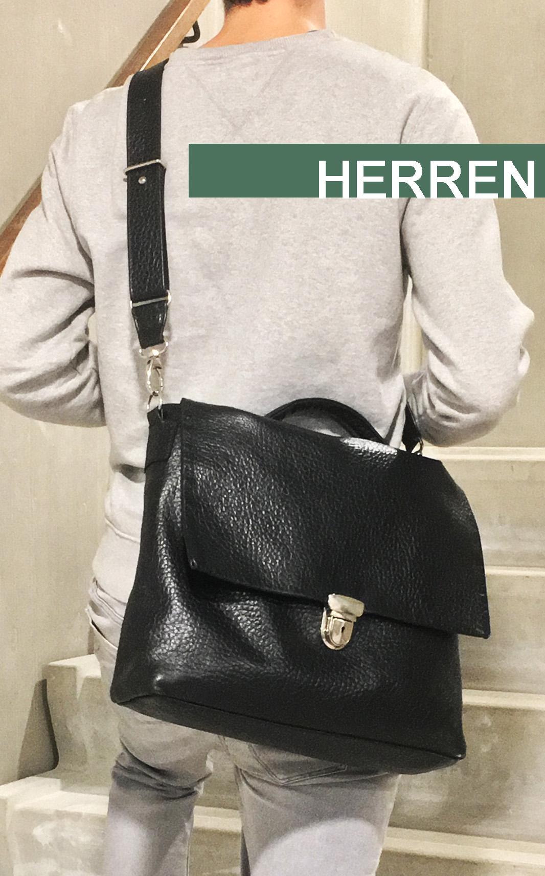 cec98f6dd2663 Damentaschen Leder Frühjahr Sommer 2019 Taschen und Rucksäcke aus Leder und  Nylon für Herren ...